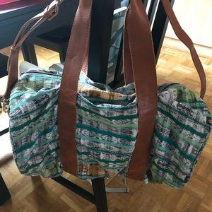 Handbags - Nena & Co. OOAK Duffel Bag